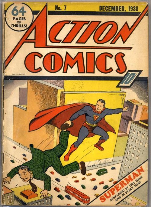 action comics 7