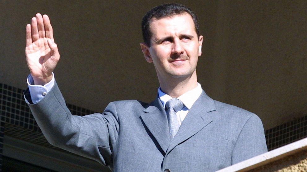 syriaassad